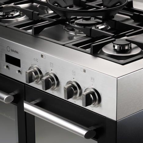 Scholtes range cooker hob