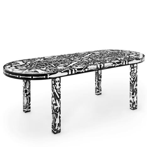 StudioJob Industry Table for Mitterrand+Cramer