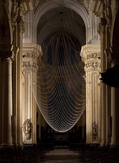 The Upside Dome by Gijs Van Vaerenbergh