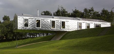 Balancing Barn by MVRDV and Mole Architects
