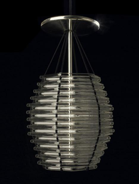 Basket by Marco Dessi for Lobmeyr