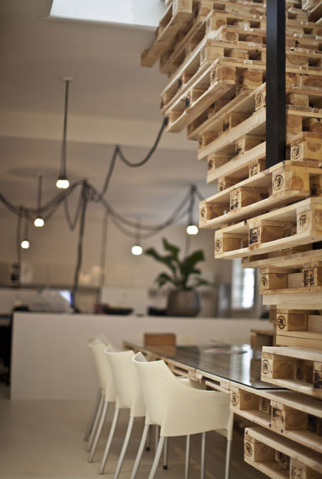 Brandbase Pallets by Most Architecture