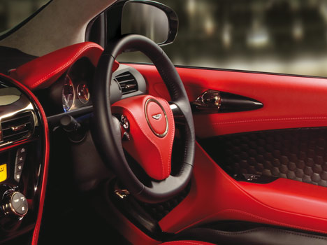 Cygnet by Aston Martin