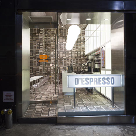 D'espresso by Nemaworkshop