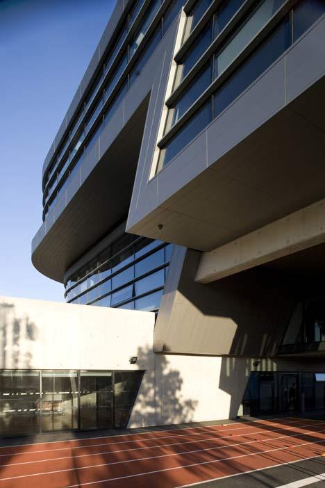 Evelyn Grace Academy by Zaha Hadid Architects