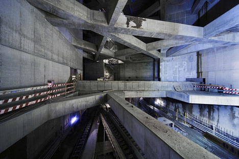 Fővám tér by Spora Architects