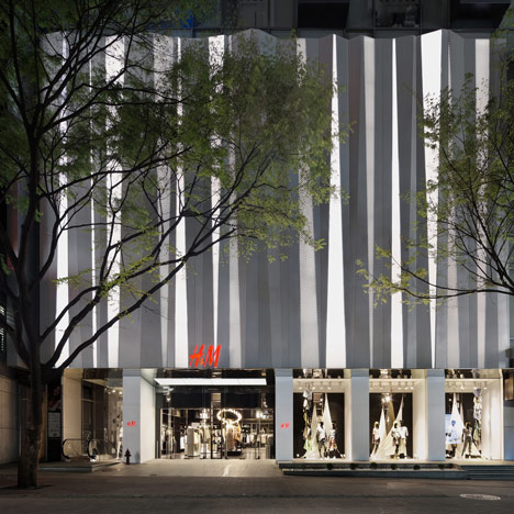 architectural design studio address. H M Seoul by Universal Design Studio  Architects architecture and interior design Dezeen