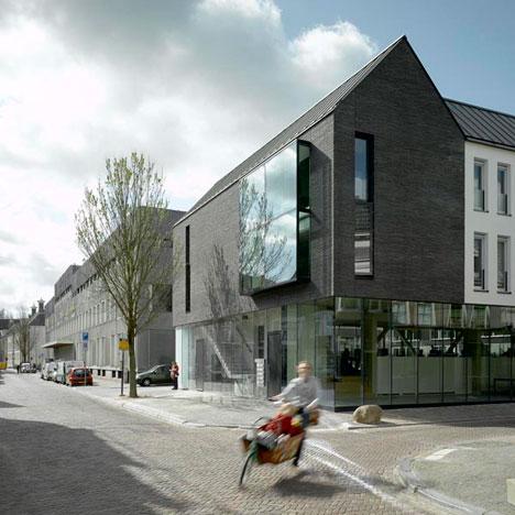 Het Zwarte Huis by Bakers Architecten