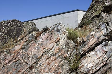 Interpretation Centre by Paulo Gomes