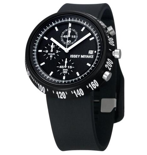 Issey Miyake Trapezoid watch