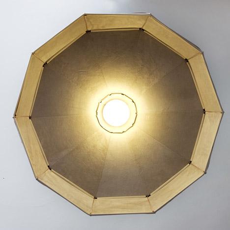 Leather Lampshades by Pepe Heykoop