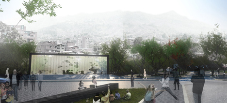 Memorial Museum of Medellin by Jorge A. Gaviria