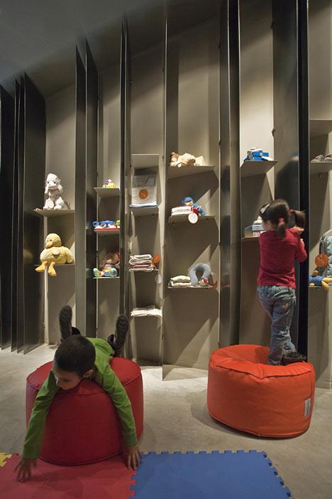 Mon Petit by Miquel Merce Architect and MSB Workshop