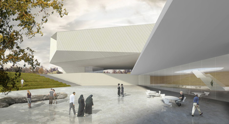 Museum of Tolerance Jerusalem Chyutin Architects