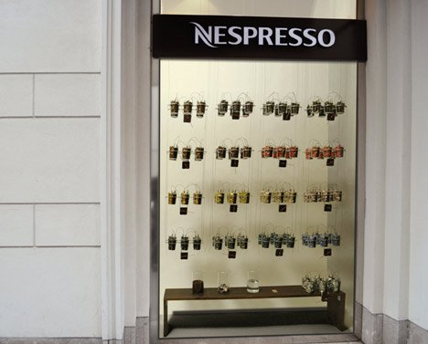 Nespresso Battery by Mischer'Traxler
