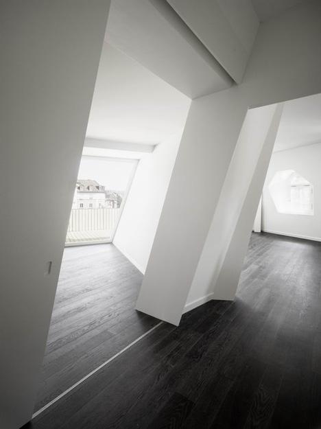 Parish House St. Josef by Frei + Saarinen Architects