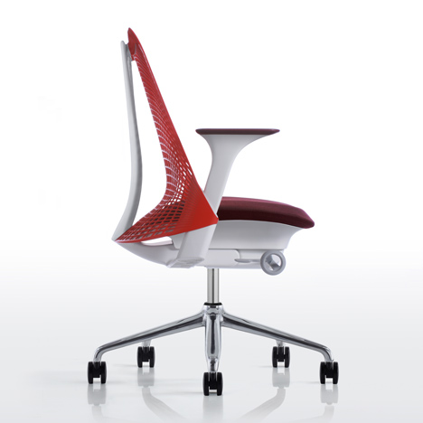 SAYL by Yves Béhar <br />for Herman Miller