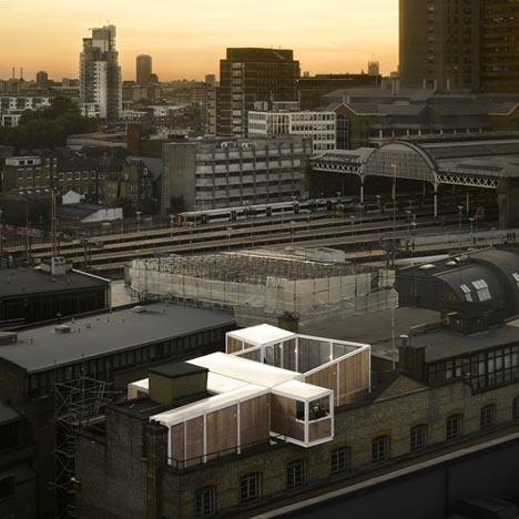 Skyroom by David Kohn Architects