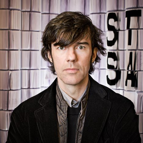 Dezeen podcast: Stefan Sagmeister at Vienna Design Week