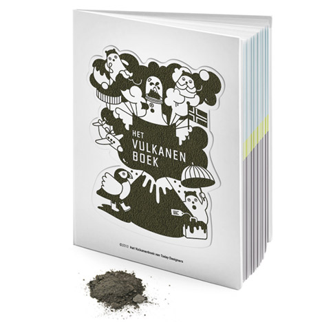 The Volcanobook by Today Designers