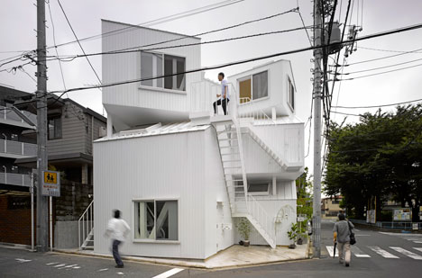 Superior Tokyo Apartment By Sou Fujimoto Architects Pictures