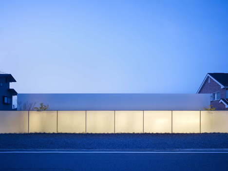 Warehouse by Shinichi Ogawa & Associates