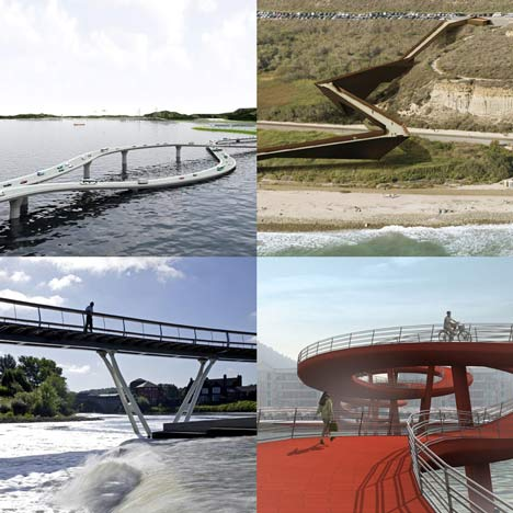 Dezeen archive: bridges