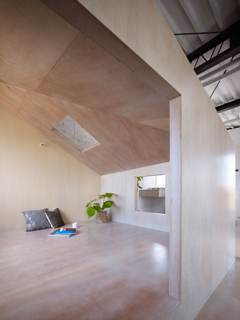 House in Egoda by Suppose Design Office