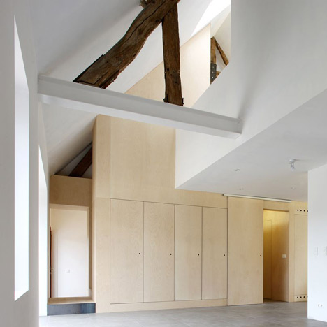 House NSV by ADN Architectures and Olivier Dubucq Architecte
