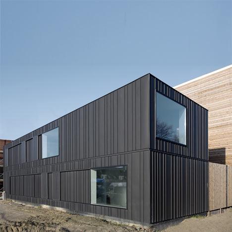 V36K08/09 - URBAN DIVA by Pasel Kuenzel Architects