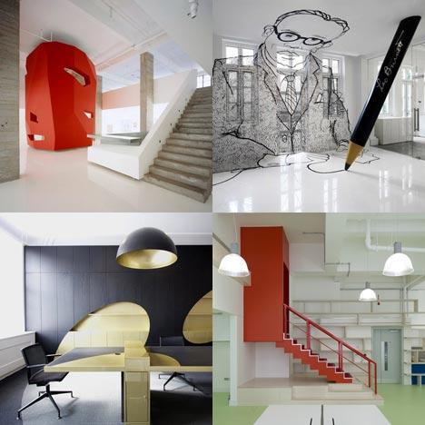 Dezeen archive: offices