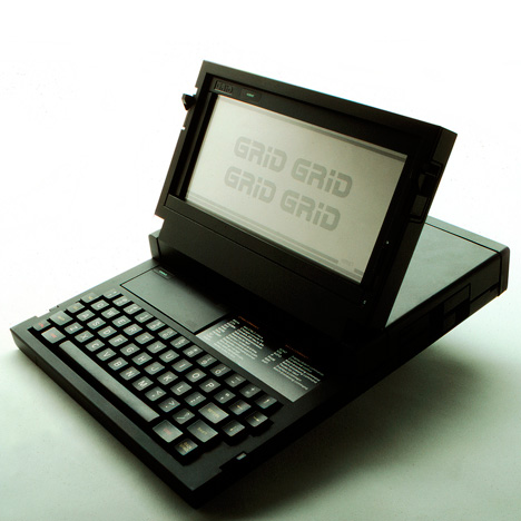 Dezeen Bill Moggridge next generation GRiD Compass computer 1984