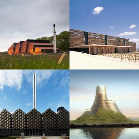 Dezeen archive: industrial buildings