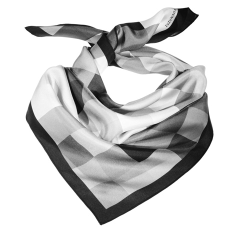 Alchemy silk scarves by Zuzunaga at The Temporium