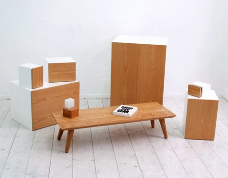 An Furniture by KAMKAM