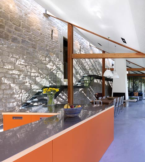 Apprentice Store by Threefold Architects