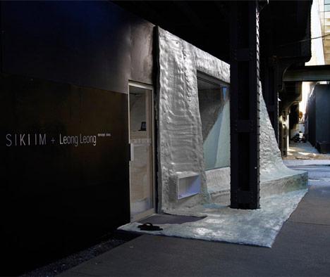 Building Fashion presents Siki Im + Leong Leong