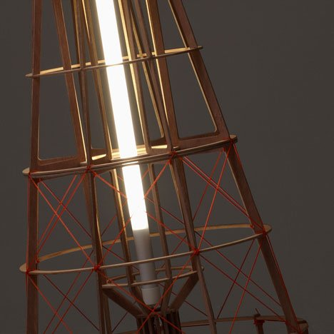 Buoy Lamps by PostlerFerguson