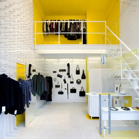 Delicatessen Clothing Store by Z-Astudio