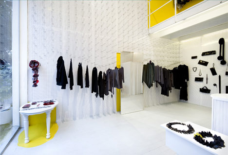 Delicatessen Clothing Store by Z-A Studio