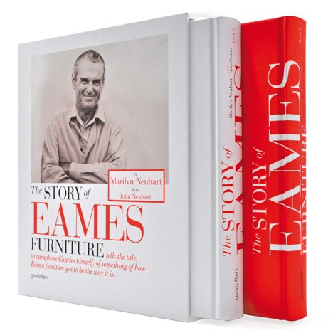 Competition! Three copies of The Story of Eames Furniture to be won