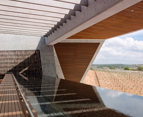 Faustino Winery by Foster + Partners