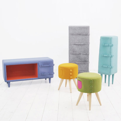 Furniture by KAMKAM