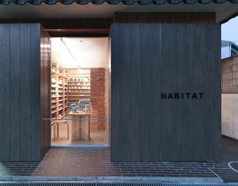 Habitat Antique by Facet Studio