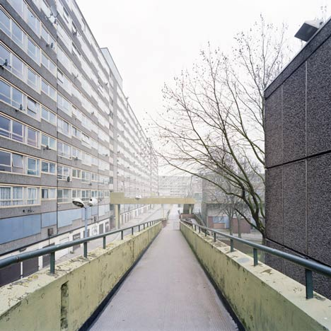 Heygate Abstracted by