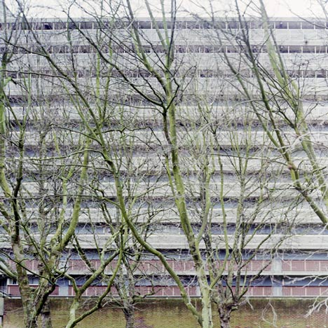 Heygate Abstracted by Simon Kennedy
