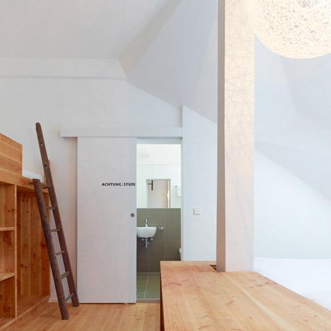 Hotel Forsthaus by Naumann Architektur