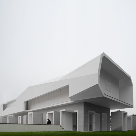 House in Oporto by Álvaro Leite Siza