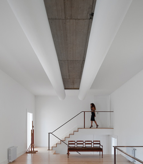 House in Oporto by Alvaro Siza