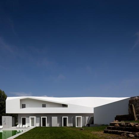 House in Oporto by Alvaro Siza